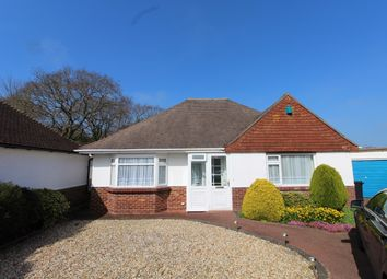 Thumbnail 2 bed bungalow for sale in Buce Hayes Close, Highcliffe Christchurch, Dorset