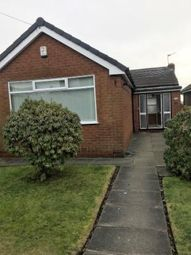 Thumbnail 3 bedroom bungalow to rent in Stamford Drive, Failsworth, Manchester, Greater Manchester
