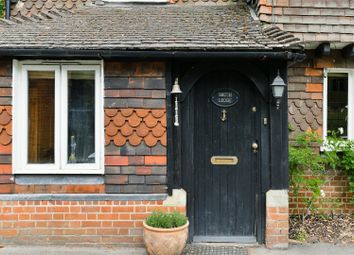 Thumbnail 4 bed detached house to rent in Pendell Road, Bletchingley, Redhill