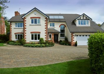 Thumbnail 5 bed detached house for sale in 12 The Links, Peel