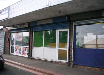 Thumbnail Retail premises for sale in 2A Fourth Avenue, Ketley Bank, Telford