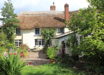 Thumbnail 4 bed cottage for sale in Fore Street, Witheridge, Tiverton
