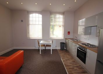 Thumbnail 1 bed flat to rent in Queen Anne Terrace, Plymouth