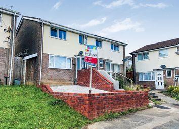 3 bed semi-detached house for sale in Frobisher Drive, Saltash, Saltash PL12