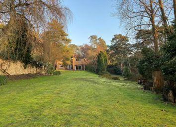 Thumbnail Detached house for sale in Golf Club Road, Weybridge, Surrey