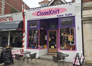 Thumbnail Commercial property for sale in Cafe, Bournemouth