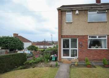 Thumbnail 3 bed end terrace house for sale in Cotswold View, Kingswood, Bristol