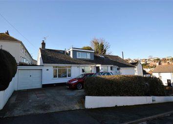 Thumbnail 3 bed detached bungalow for sale in Milton Park, Brixham, Devon