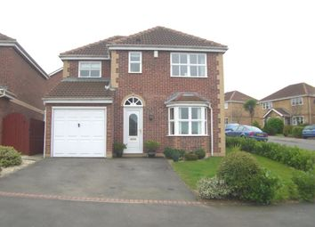 Thumbnail 4 bed detached house to rent in Blenheim Rise, Gateford, Worksop, Nottinghamshire