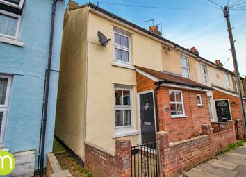 Thumbnail 3 bed end terrace house for sale in Lisle Road, Colchester
