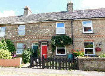 Thumbnail 2 bed terraced house for sale in Station Road, Hamworthy, Poole