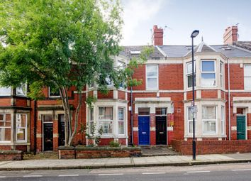 Thumbnail 5 bedroom maisonette to rent in Shortridge Terrace, Jesmond, Newcastle Upon Tyne