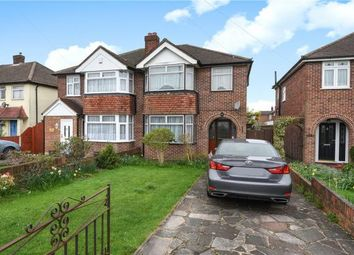 Thumbnail 3 bed semi-detached house for sale in Worple Road, Staines-Upon-Thames, Surrey