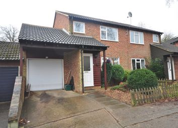Thumbnail 3 bed semi-detached house to rent in Tavistock Close, Walderslade, Chatham