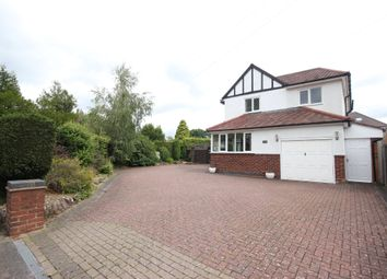 Thumbnail 5 bed detached house for sale in Danford Lane, Solihull