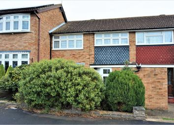 Thumbnail 3 bed terraced house for sale in Navarre Gardens, Romford