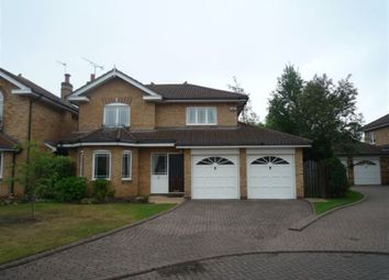 Thumbnail 4 bed detached house to rent in Landseer Drive, Macclesfield