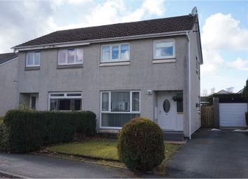Thumbnail 3 bed semi-detached house for sale in Beech Road, Westhill