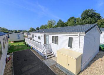 Thumbnail 2 bedroom lodge for sale in Warren Road, Dawlish Warren, Dawlish