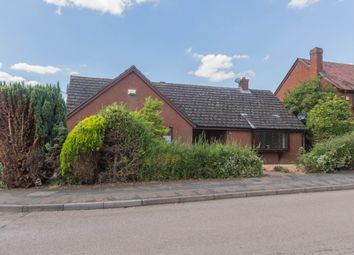 Thumbnail 3 bed detached bungalow for sale in Thomas Flawn Road, Irthlingborough, Wellingborough