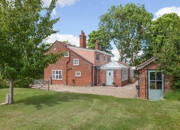 Thumbnail 4 bed detached house for sale in Topcroft Street, Topcroft, Bungay
