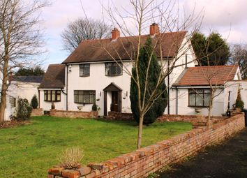 Thumbnail 4 bed detached house for sale in Clarkes Grove, Tipton