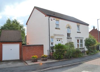 Thumbnail 3 bed semi-detached house for sale in Sandfield Meadow, Lichfield