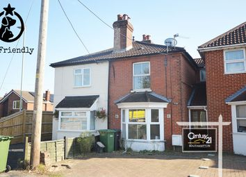Thumbnail 2 bed terraced house to rent in Lower Northam Road, Southampton