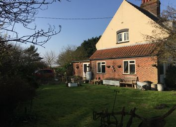 Thumbnail 3 bed semi-detached house for sale in Cromer Road, Sidestrand, Cromer