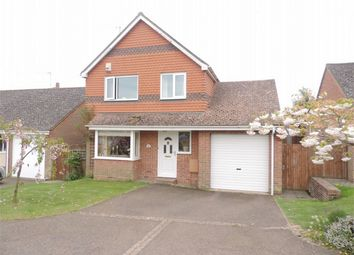 Thumbnail 4 bed detached house for sale in Pembury Grove, Bexhill On Sea, East Sussex