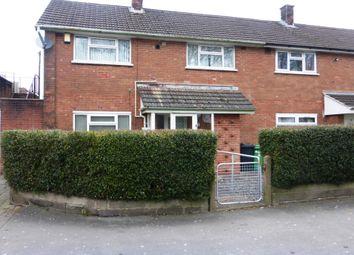 Thumbnail 3 bed end terrace house for sale in Llanrumney Avenue, Llanrumney, Cardiff