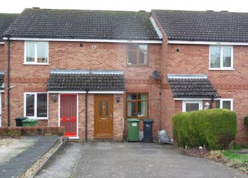 Thumbnail 2 bed terraced house to rent in Bramley Close, Ledbury
