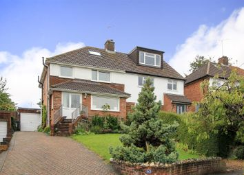Thumbnail 4 bed semi-detached house for sale in Egerton Road, Berkhamsted