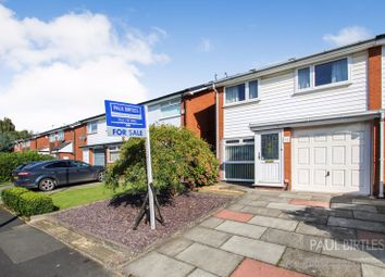 3 bed semi-detached house for sale in Rossett Drive, Davyhulme, Trafford M41