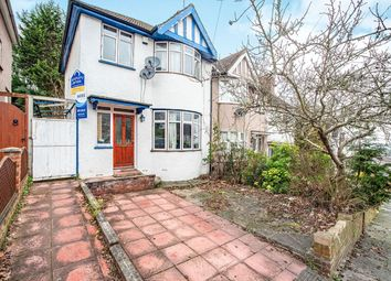 Thumbnail 3 bed semi-detached house to rent in Donaldson Road, London