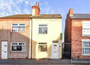 Thumbnail 2 bed end terrace house for sale in Alvenor Street, Ilkeston