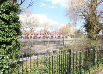 Thumbnail 4 bedroom town house for sale in Benson Quay, London