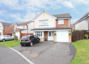 Thumbnail 4 bed detached house for sale in Glen Shee Gardens, Carluke, South Lanarkshire