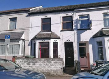 Thumbnail 3 bed terraced house for sale in Oxford Street, Treforest, Pontypridd