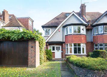 Thumbnail 5 bedroom semi-detached house for sale in Friern Barnet Lane, Whetstone, London