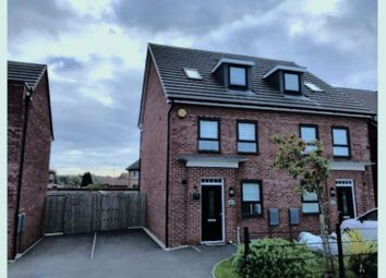 Thumbnail 4 bed town house to rent in Deanland Drive, Liverpool
