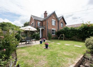 Thumbnail 3 bed semi-detached house for sale in Kenninghall Road, Garboldisham, Diss