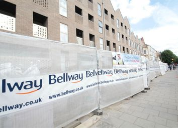 Thumbnail 1 bed flat to rent in Listello Building, Greenway Apartments, 37 Bedford Road, London, Clapham