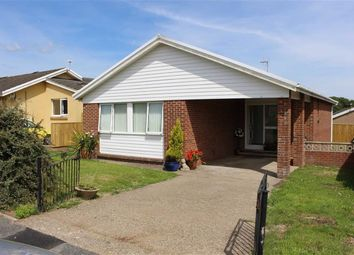 Thumbnail 3 bed detached bungalow for sale in Caldy Way, Milford Haven