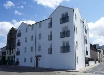 Thumbnail 2 bed flat for sale in Flat 12 Quay House, West Street, Ramsey