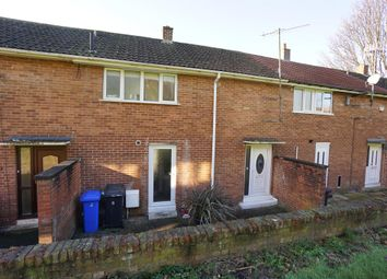 Thumbnail 3 bed terraced house to rent in Cawthorne Close, Woodseats, Sheffield
