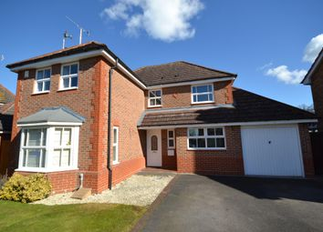 Thumbnail 4 bed detached house to rent in The Holt, Bishops Cleeve, Cheltenham