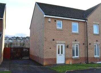 Thumbnail 2 bedroom semi-detached house for sale in Allison Crescent, Redding, Falkirk