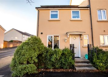 Thumbnail 3 bed end terrace house for sale in Wood Mead, Cheswick Village, Bristol