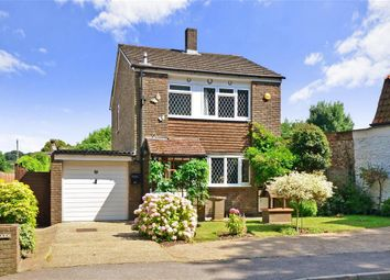Thumbnail 3 bed detached house for sale in Carshalton Road, Banstead, Surrey